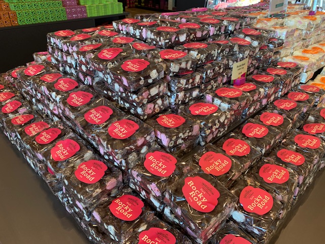Rocky Road From Yarra Valley Chocolaterie