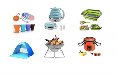 Collapsable Travel Cooking Gear and Accessories – Your New Best Friends